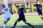 The men's soccer team now hold a 5-2 record.