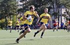The men's rugby team is set to play the undefeated Guelph Gryphons this Saturday.