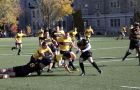 The men's rugby team is currently riding a 19-game win-streak.