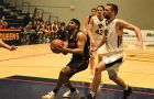 Jaz Bains scored 22 points in Saturday's game.