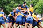 The men's rugby team is riding a 22-game win-streak.